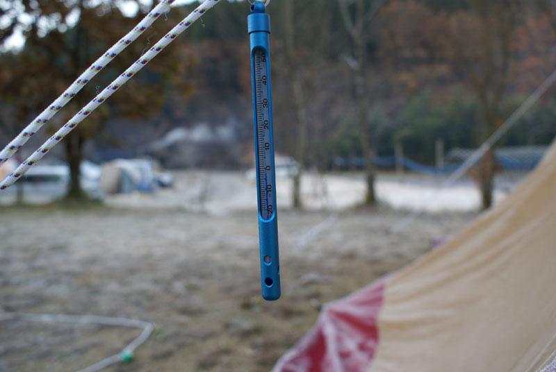 山鳥の森オートキャンプ場 キャンプサーモ