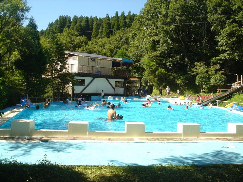 阿蘇ファンタジーの森 プール