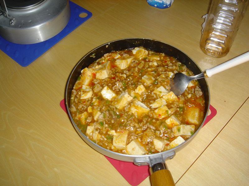 阿蘇ファンタジーの森 麻婆豆腐