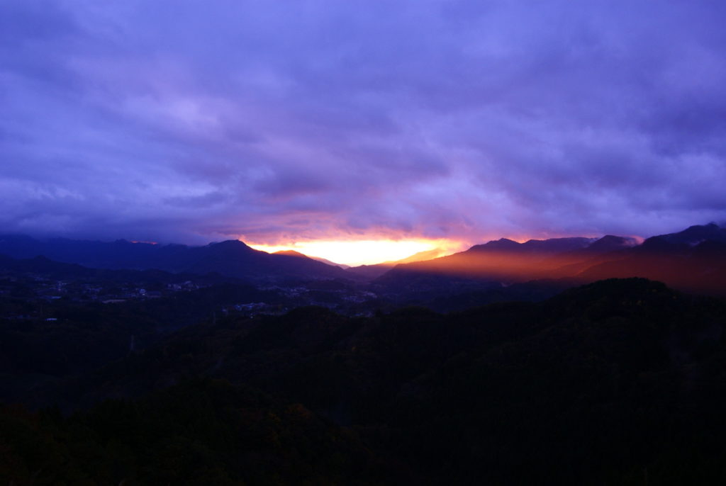 高千穂 国見ケ丘