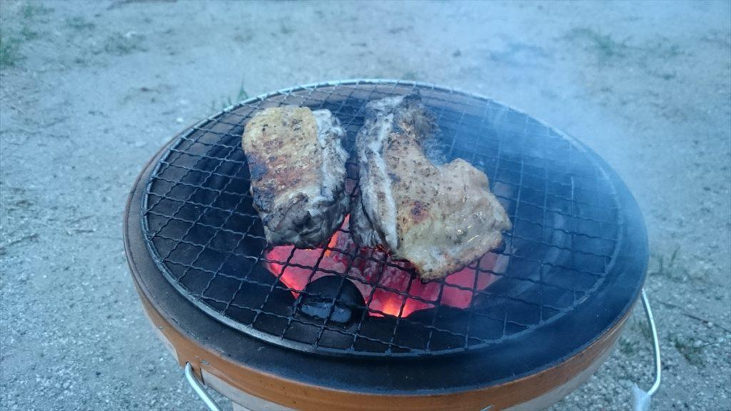 七輪 炭火焼