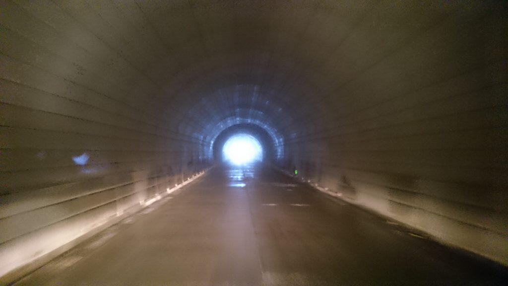 尾平越え トンネル