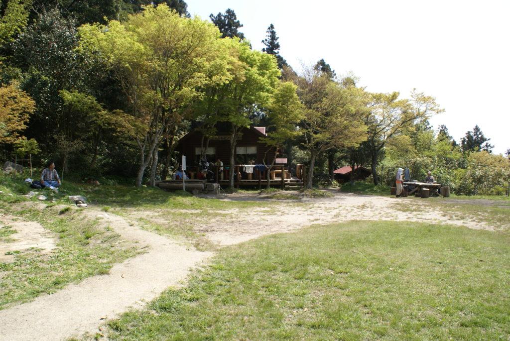 宝満山キャンプセンター