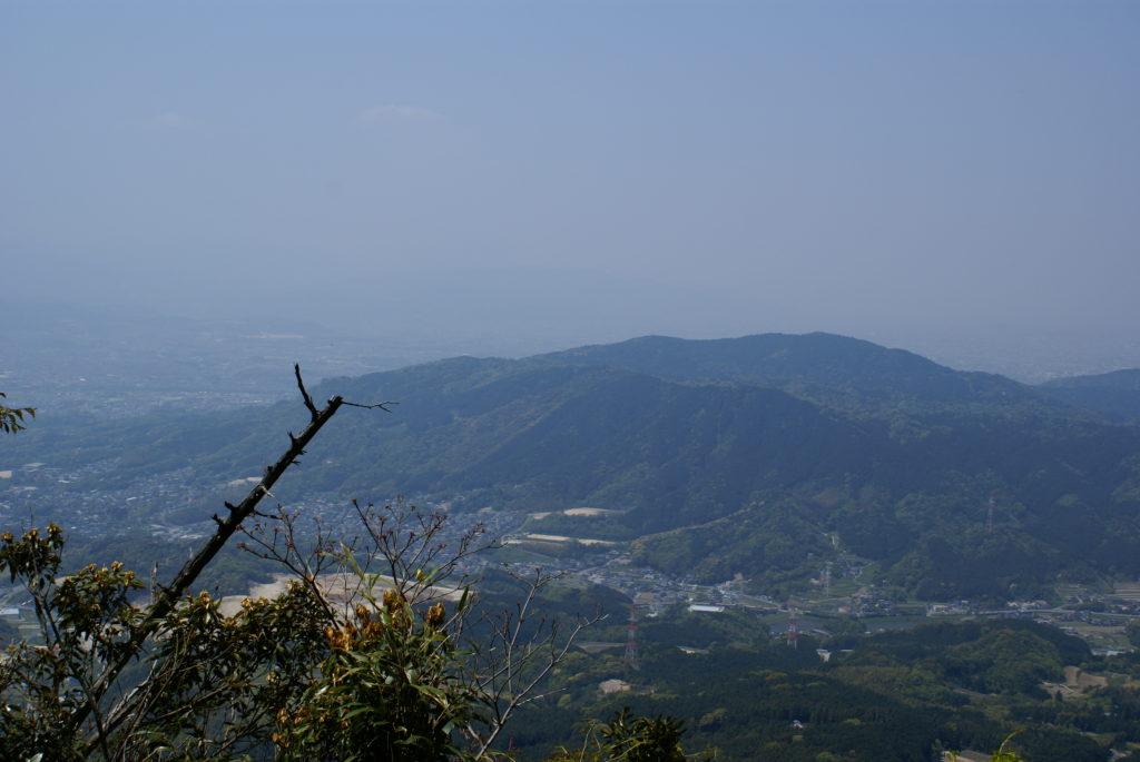 宝満山登山