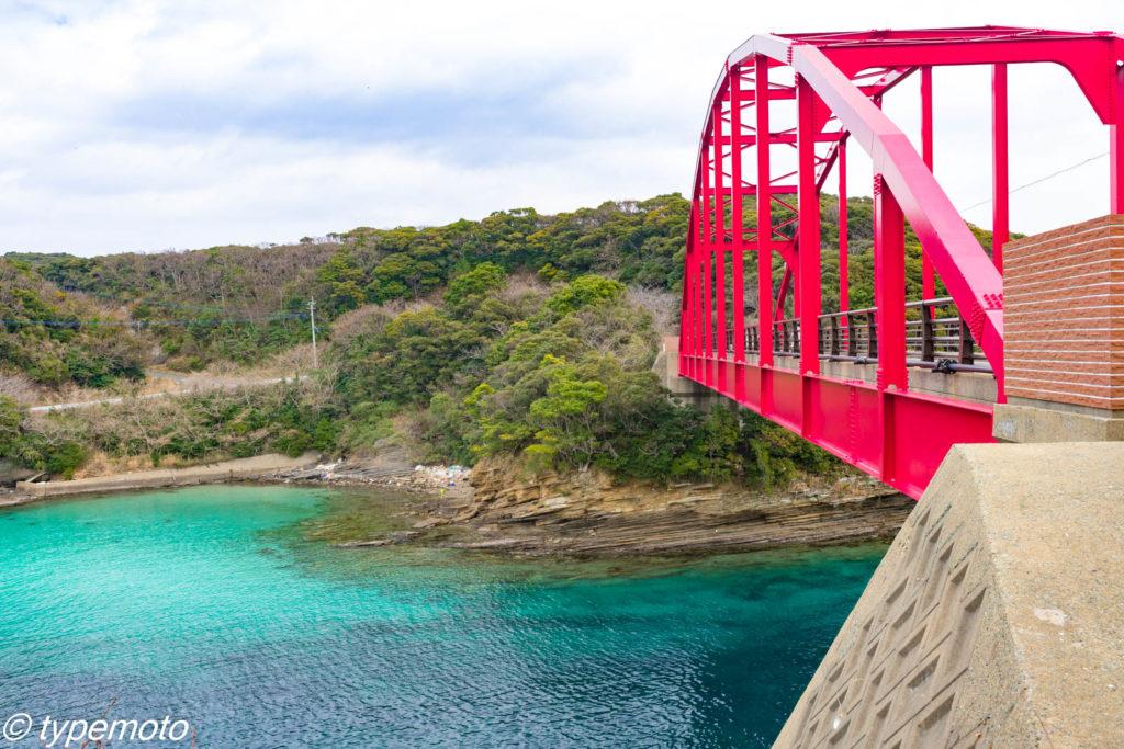 対馬 赤島大橋