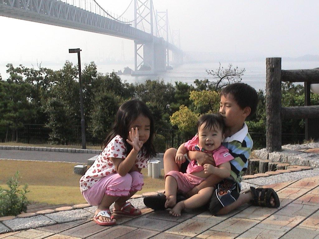瀬戸大橋 与島