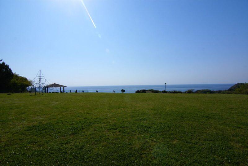 対馬 漁火公園