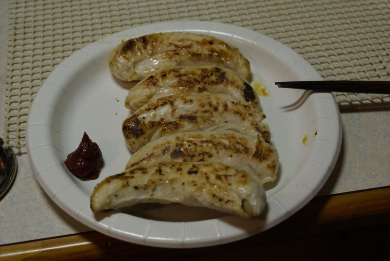 ササミ梅肉