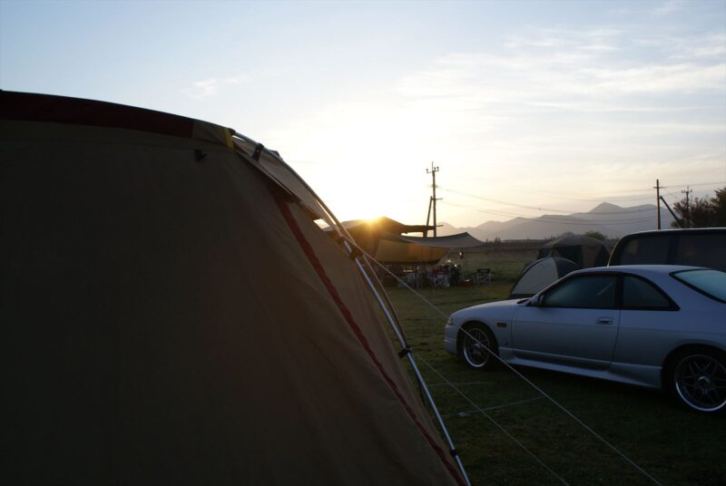 オートキャンプ場高原の里 朝日
