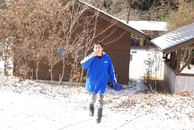 山鳥の森オートキャンプ場 ダイキ