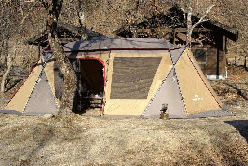 山鳥の森オートキャンプ場 ランドロック