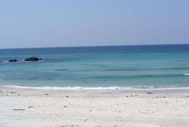 角島 コバルトブルービーチ