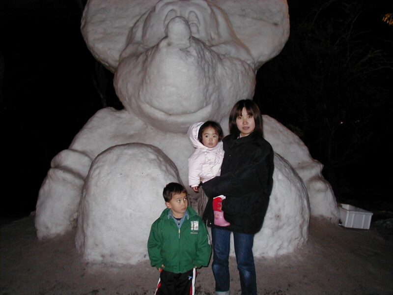 九重氷の祭典 ミッキーマウス
