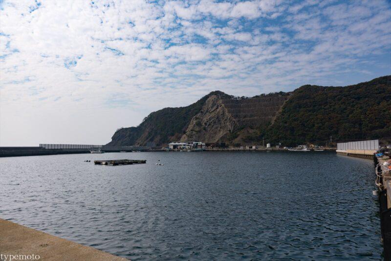 対馬 伊奈漁港