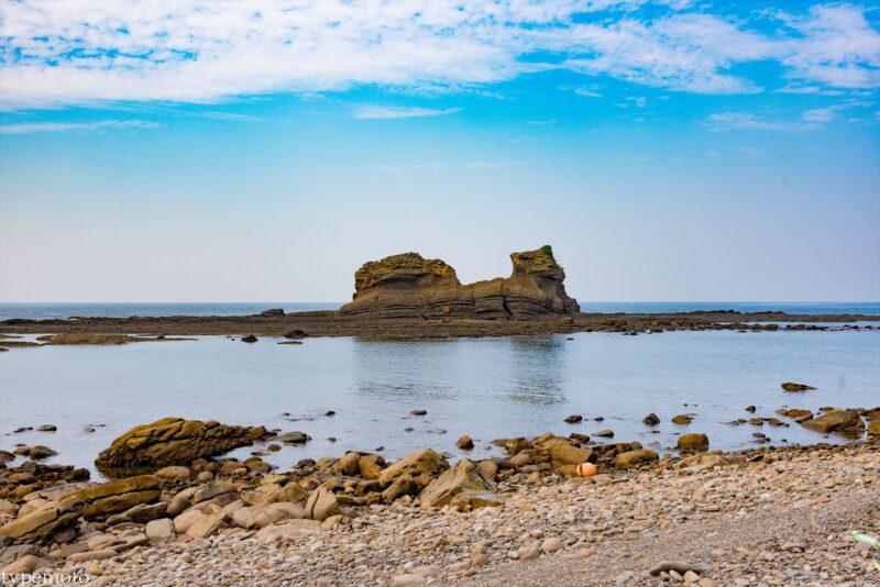 スフィンクス岩