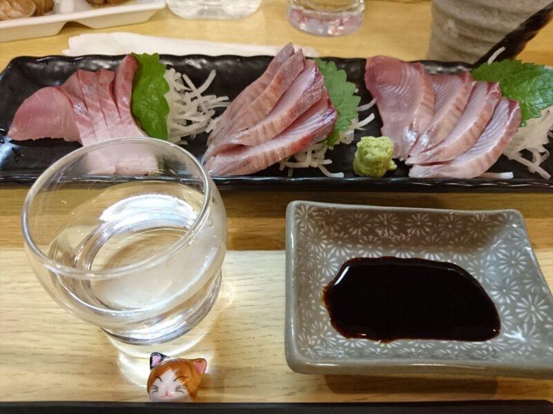 刺身 日本酒
