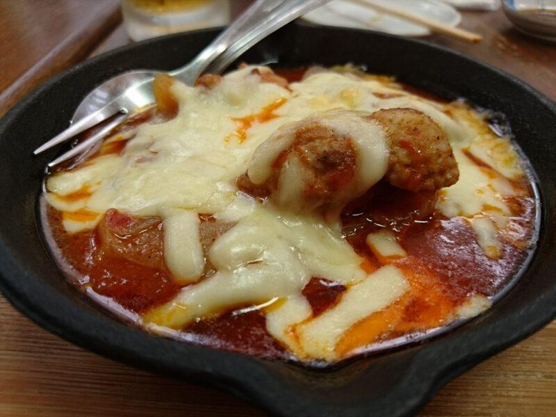 鶏肉のトマトソース