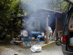 山賊村キャンプ場