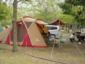 城ヶ原オートキャンプ場
