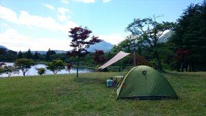 志高湖キャンプ場