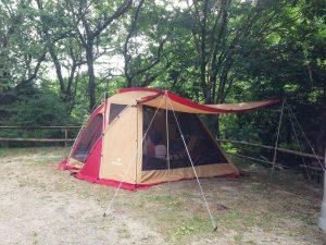 阿蘇ファンタジーの森オートキャンプ場